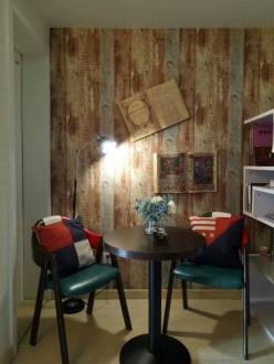 新千公寓58平一室一厅装修效果图