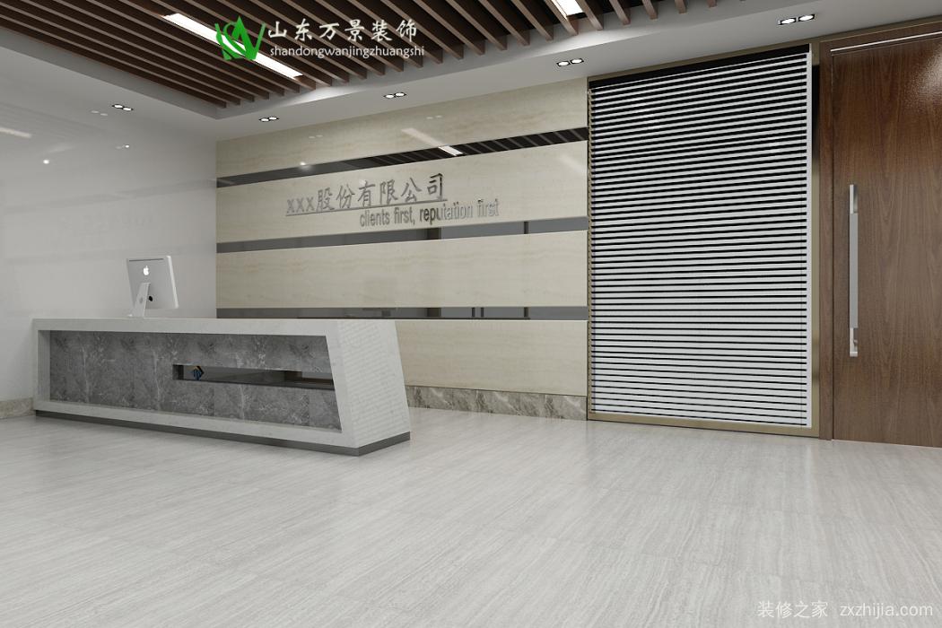 初唐地产零室零厅1200平装修效果图