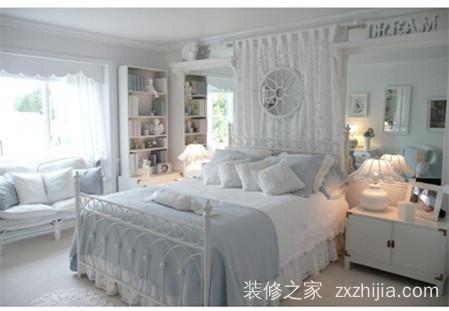 煌盛中央公园三室二厅100平装修效果图