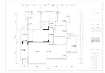 润园现代简约128平装修效果图