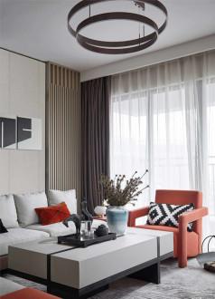 黑龙江路二室一厅75平装修效果图