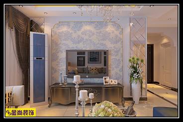 名辉豪庭三室二厅131平装修效果图