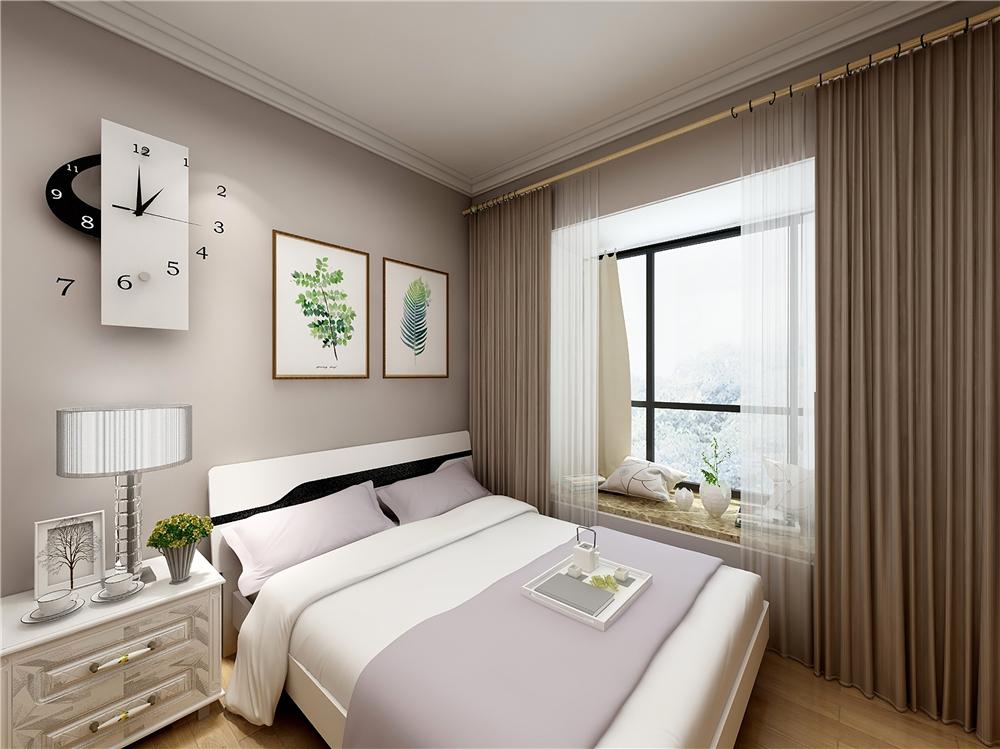 背景墙 房间 家居 起居室 设计 卧室 卧室装修 现代 装修 1000_749