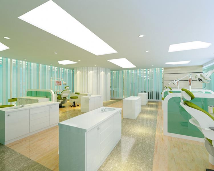 杭州牙科医院_装修之家装修效果图
