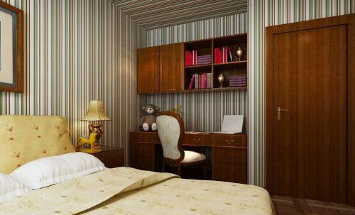 新中式时尚卧室图片