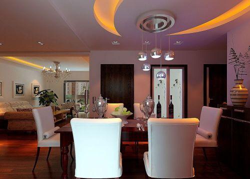 精致新古典餐厅设计