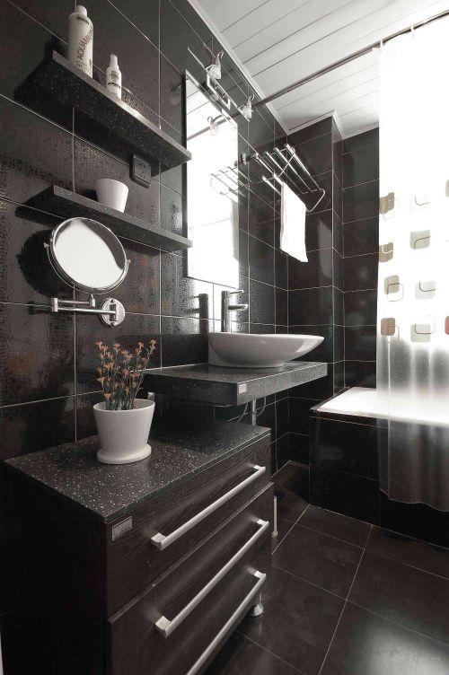奢华古典的卫生间装潢