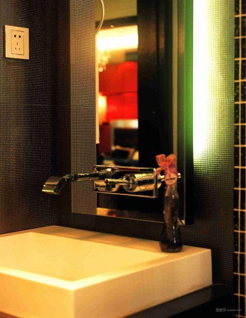 优雅有情调的卫生间设计