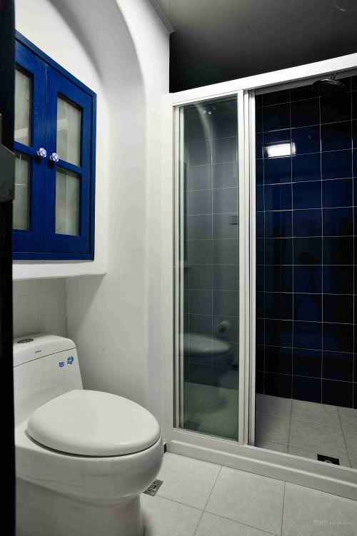 简单单身卫生间设计