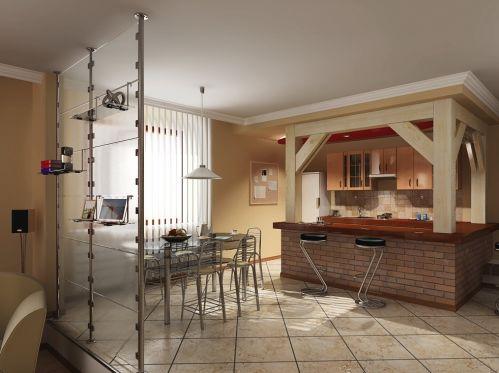古典简约餐厅家居装饰效果图片