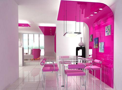 简约家装餐厅设计效果图片