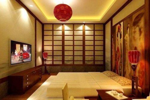 日式风格卧室图片赏析