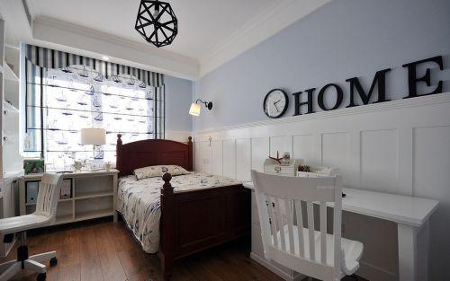美式风格卧室图片赏析