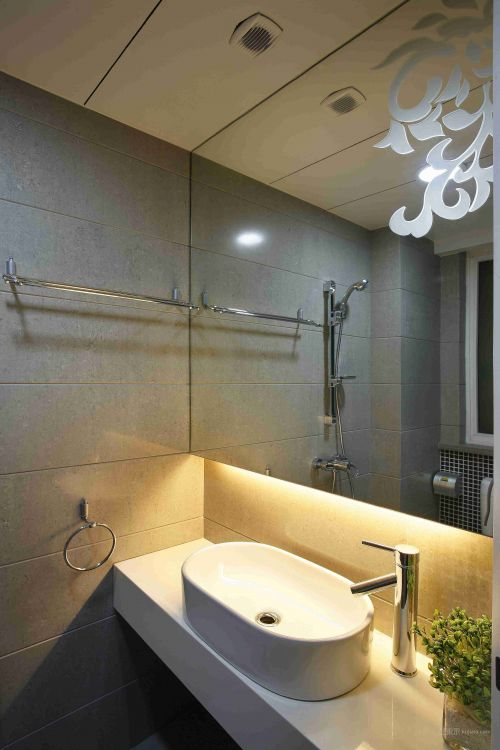 古典的卫生间设计
