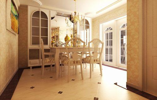 精致新古典餐厅设计大全