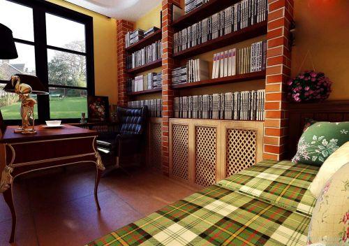 简单家具书房设计