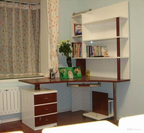 简单小型书房设计