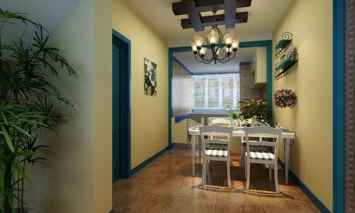 浪漫地中海餐厅美图