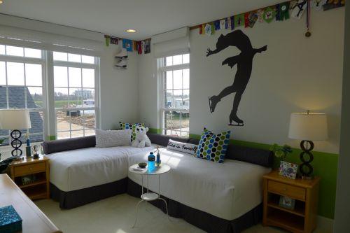 现代家居儿童房装修效果图欣赏