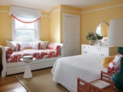 精美卧室飘窗案例