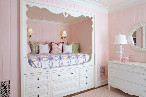现代时尚儿童房装修设计效果图