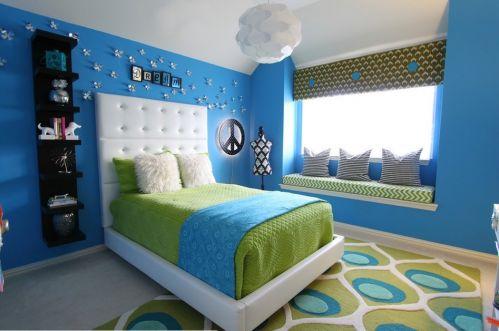 地中海儿童房装修设计