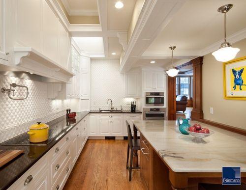 欧式古典厨房吊顶图片