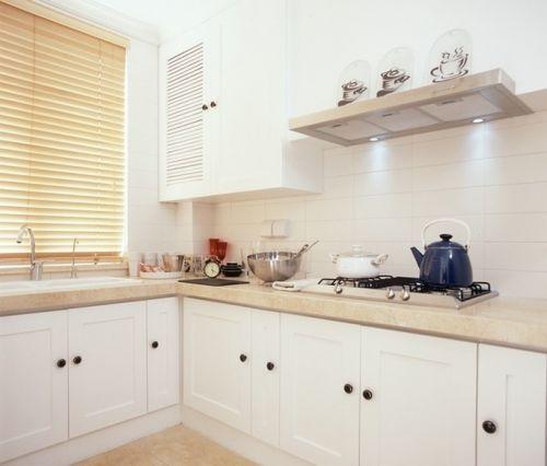 简约风格厨房装潢效果图