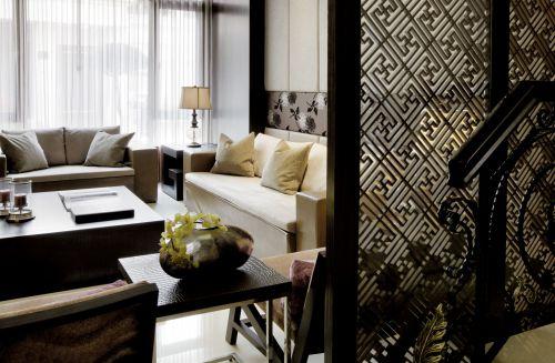 简单舒适的客厅装潢
