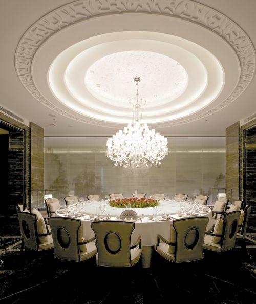 豪华的餐厅设计