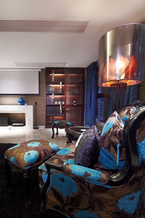 豪华的客厅装饰