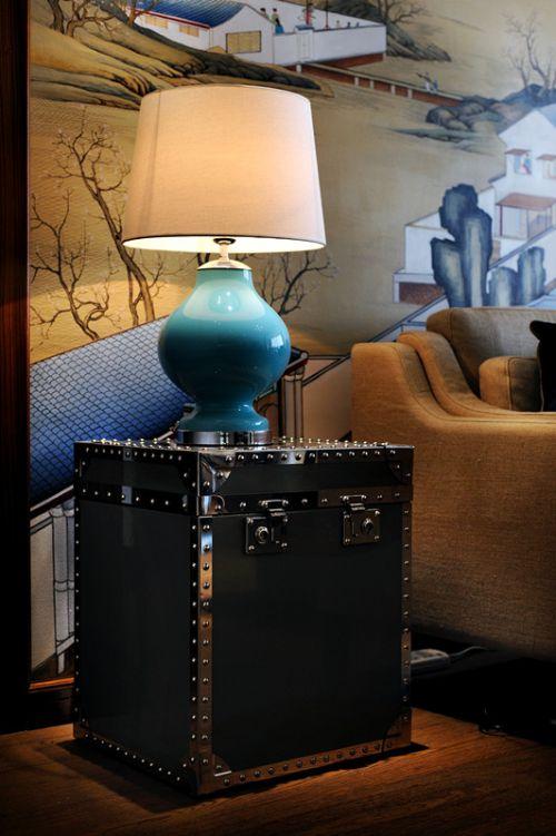 简约装饰的客厅