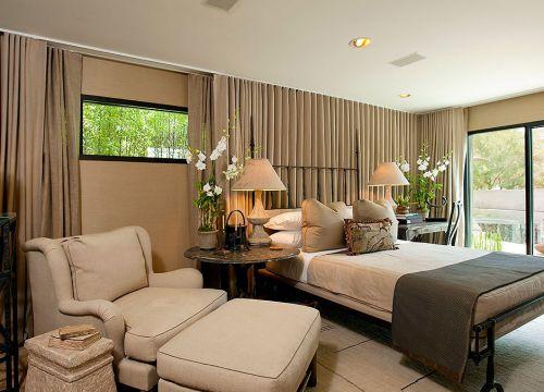 美式舒适卧室设计