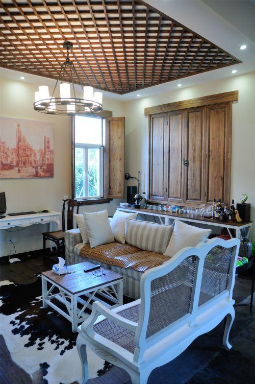 温馨的客厅设计