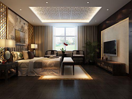 古典简约卧室设计