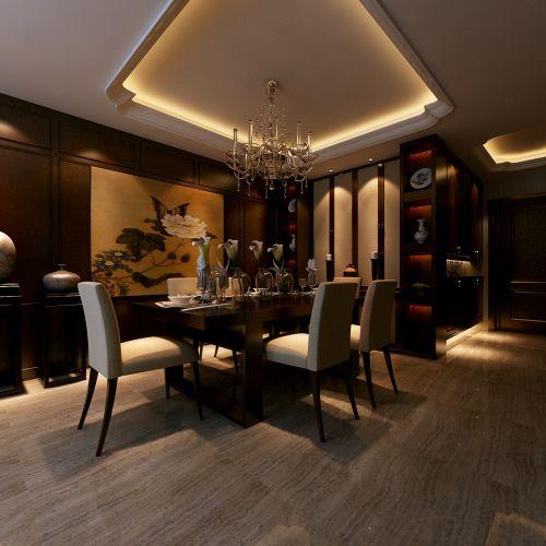 奢华优雅的餐厅设计