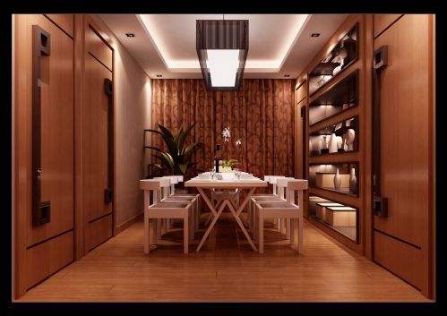 简约餐厅设计