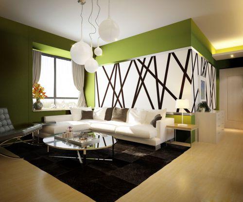 时尚潮流的客厅装修