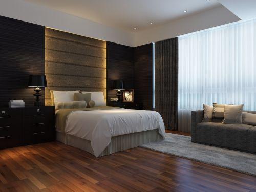 简约卧室装修效果图欣赏