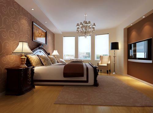 豪华的卧室装修