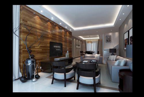 小客厅中式风装修效果图欣赏