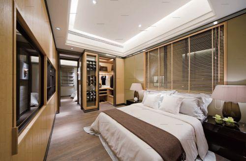 现代简约卧室衣柜设计