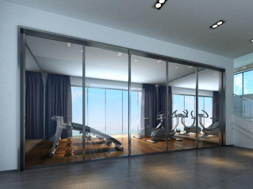 健身房区域设计