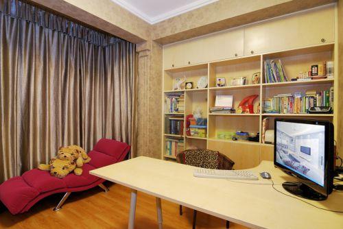 小户型书房设计装修效果图