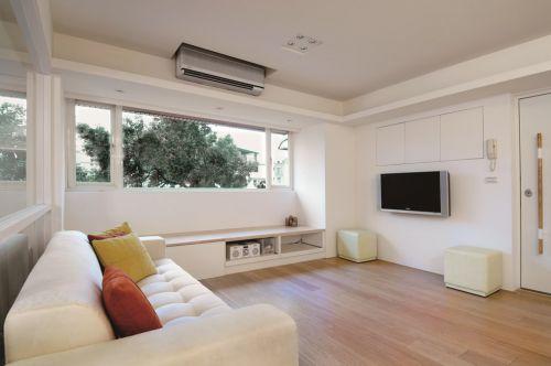 日光留白系列客厅装修设计