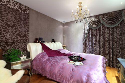 豪华欧式古典卧室装潢