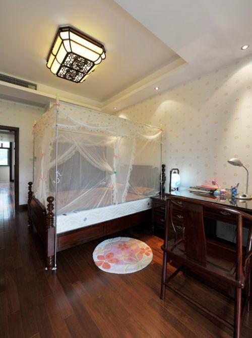 新古典舒适卧室设计