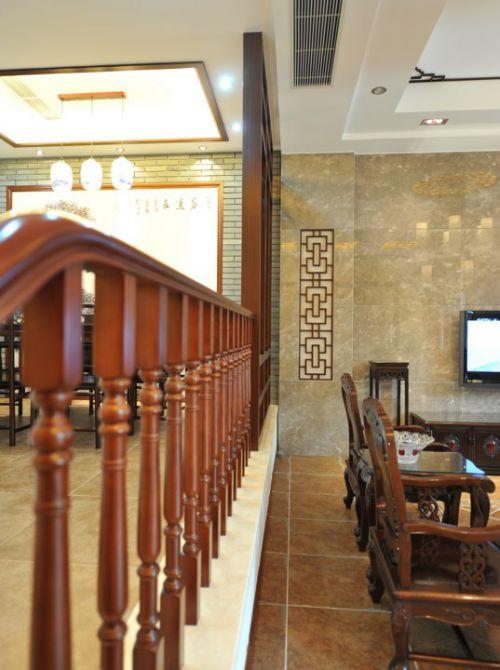 古典风格客厅扶手设计
