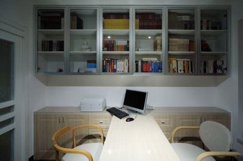 简约便捷小书房设计