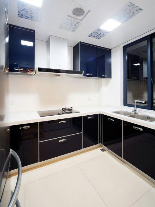 简欧典雅风格厨房装修